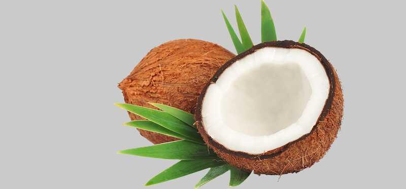 Voordelen van kokosnoot voor haar