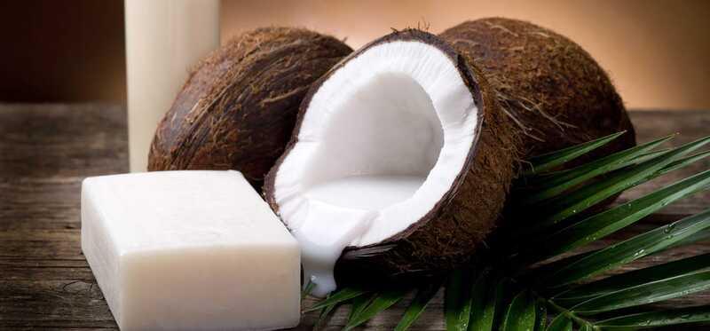 Top 10 prínosy kokosového mydla