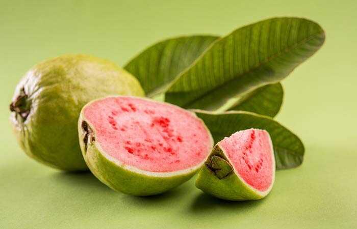 10 fordele ved at spise guavas under graviditeten