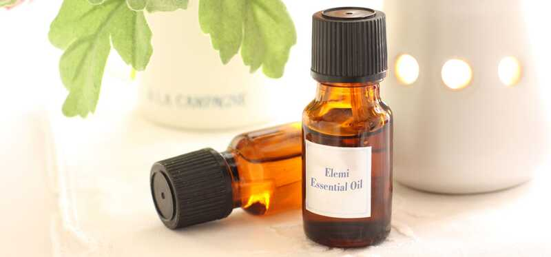 6 geweldige voordelen van Elemi etherische olie