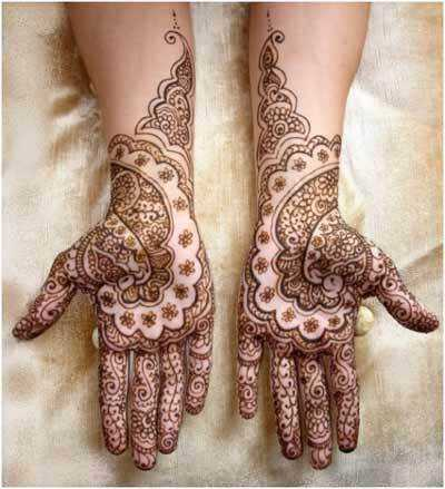 21 Mind Blowing Indian Mehndi dissenya per inspirar-te