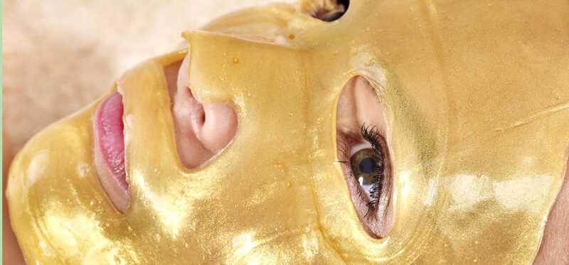 Els 10 beneficis principals de l'or per a la cura de la pell