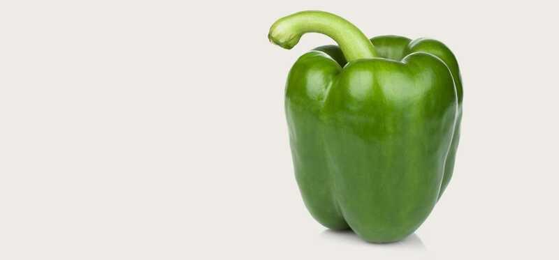 17 bedste fordele ved grøn peber til hud, hår og sundhed