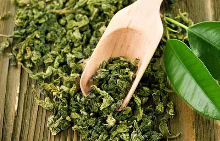 Wie kann der grüne Tee Haarausfall reduzieren?