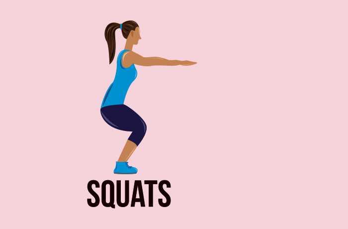 7 geweldige voordelen van Jump Squats