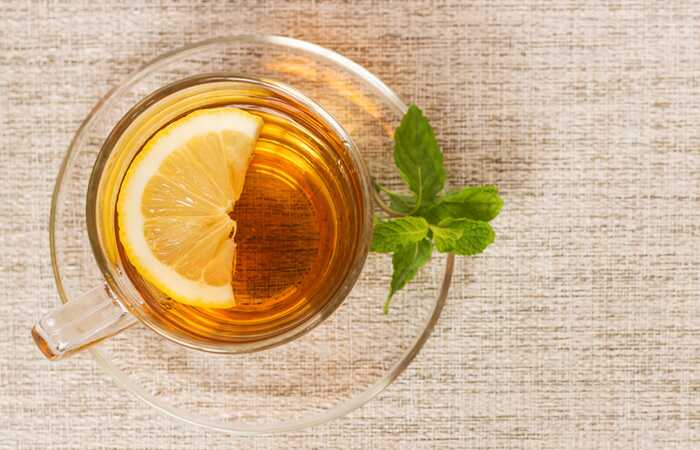13 úžasných výhod čaju Lemon