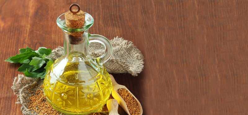 21 Beneficis fantàstics de l'oli de mostassa (Sarso Ka Tel) per a la pell i la salut