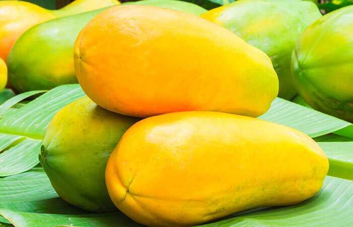 39 overraskende fordele ved papaya (Papita) til hud, hår og sundhed