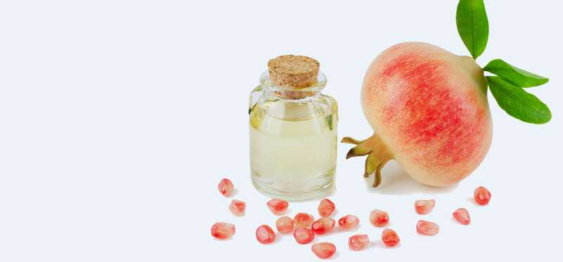 8 úžasné výhody oleja z jabĺk z granátového jablka na pokožku, vlasy a zdravie