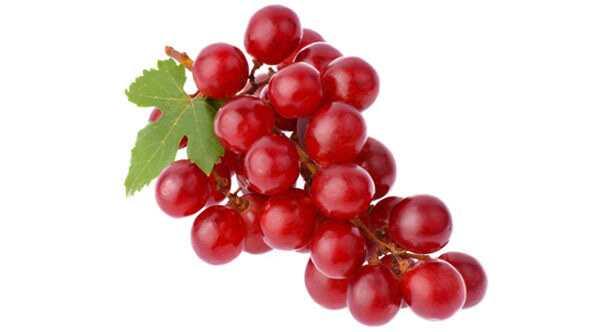14 bedste fordele ved røde druer til hud, hår og sundhed