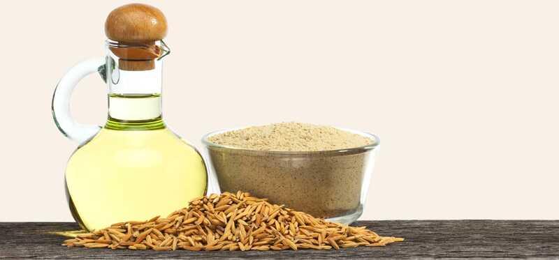 10 úžasných prínosov oleja z ryžového otrubia pre pokožku, vlasy a zdravie