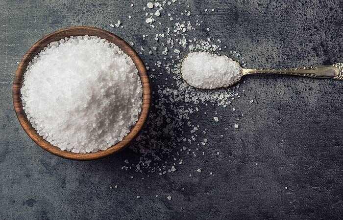 34 úžasné prínosy soli pre pokožku, vlasy a zdravie