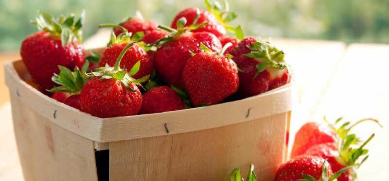 25 bedste fordele ved jordbær til hår og sundhed
