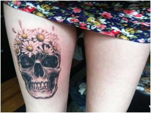feminine enkle tatoveringer