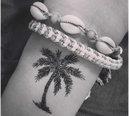 10 Najlepszych Wzorów Tatuażu Palm Tree Plhair Actioncom
