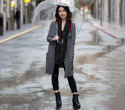 10 Rainy Day Outfit-idu00e9er Som U00e4r Idiotsu00e4kra Och Vattentu00e4ta | SE.Hair-Action.COM