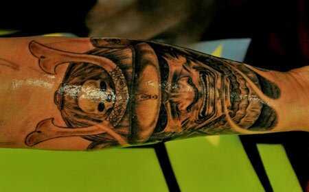 10 Najlepszych Wzorów Tatuażu Samurai Plhair Actioncom