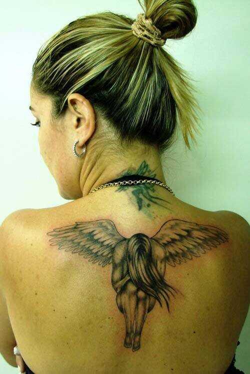 10 Wzorów Tatuażu świętego Anioła Plhair Actioncom